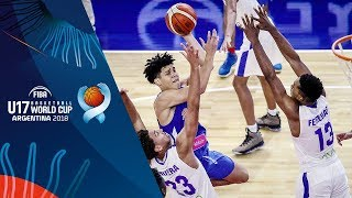 Dominican Republic v Puerto Rico - Full Game - FIBA U17 Basketball World Cup 2018