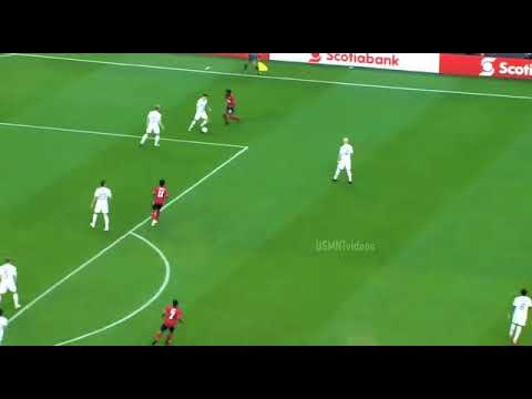 Christian Pulisic vs Trinidad 5:0