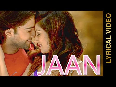 Jaan Lyrical Video  Nachhatar Gill