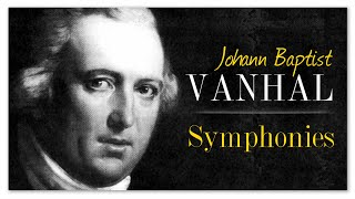 Vanhal Symphonies - Classical Music For Reading Brainpower Studying