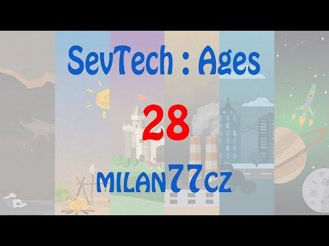 SevTech : Ages - E28   Transmutator   AGE 3