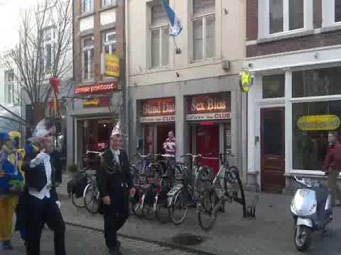 Keieschieters in Maastricht