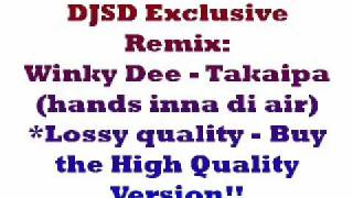 Winky D - Takaipa (Hands Inna Di Air).WMV