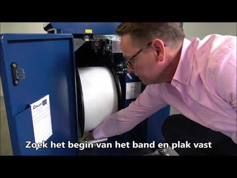 Ampag Speed: Band verwijderen