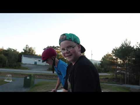 Game of scoot with Joey!! Bridgewater Skatepark