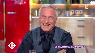 David Ginola Au Dîner - C à Vous - 15/11/20117