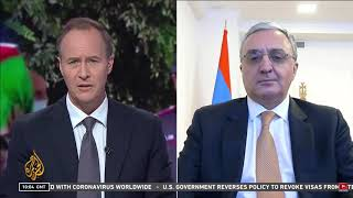 Interview of Zohrab Mnatsakanyan, Foreign Minister of Armenia, to Al Jazeera