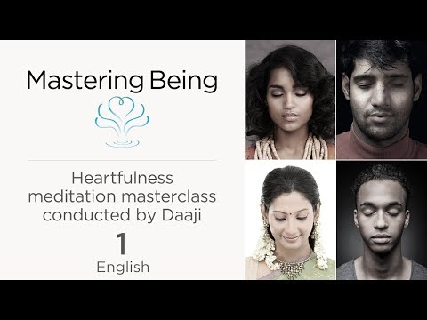 Free Online Meditation Masterclasses|  English - Day 1