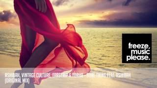 Ashibah, Vintage Culture, Earstrip & Torha - Sure Thing feat. Ashibah (Original Mix)