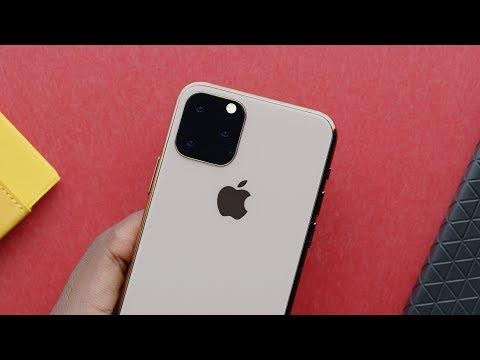The iPhone 11 Models!