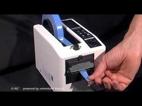 IBZ - Klebebandspender mit automatischer Längseinstellung