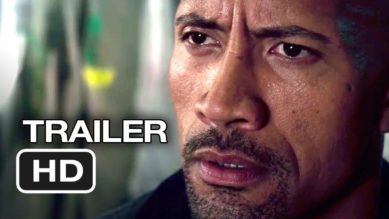 Video trailer för Snitch Official Trailer #1 (2013) - Dwayne Johnson Movie HD
