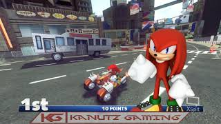 SONIC & ALL STAR RACING TRANSFORMED | CLASSIC CUP | GAMEPLAY