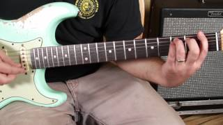 The Black Keys   Gold On The Ceiling   Blues Rock Guitar Lesson