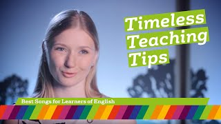 60 Tips: Best songs for learners of English