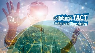 Collabera TACT - Leading re-skilling drive