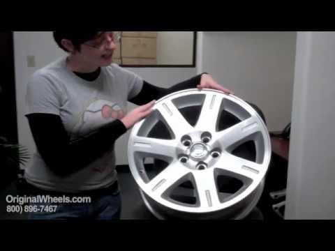 Aspen Rims & Aspen Wheels - Video of Chrysler Factory, Original, OEM, stock new & used rim Shop