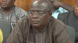 Information Minister Appeals To Labour Union As Tension Mounts Over New Fuel Price