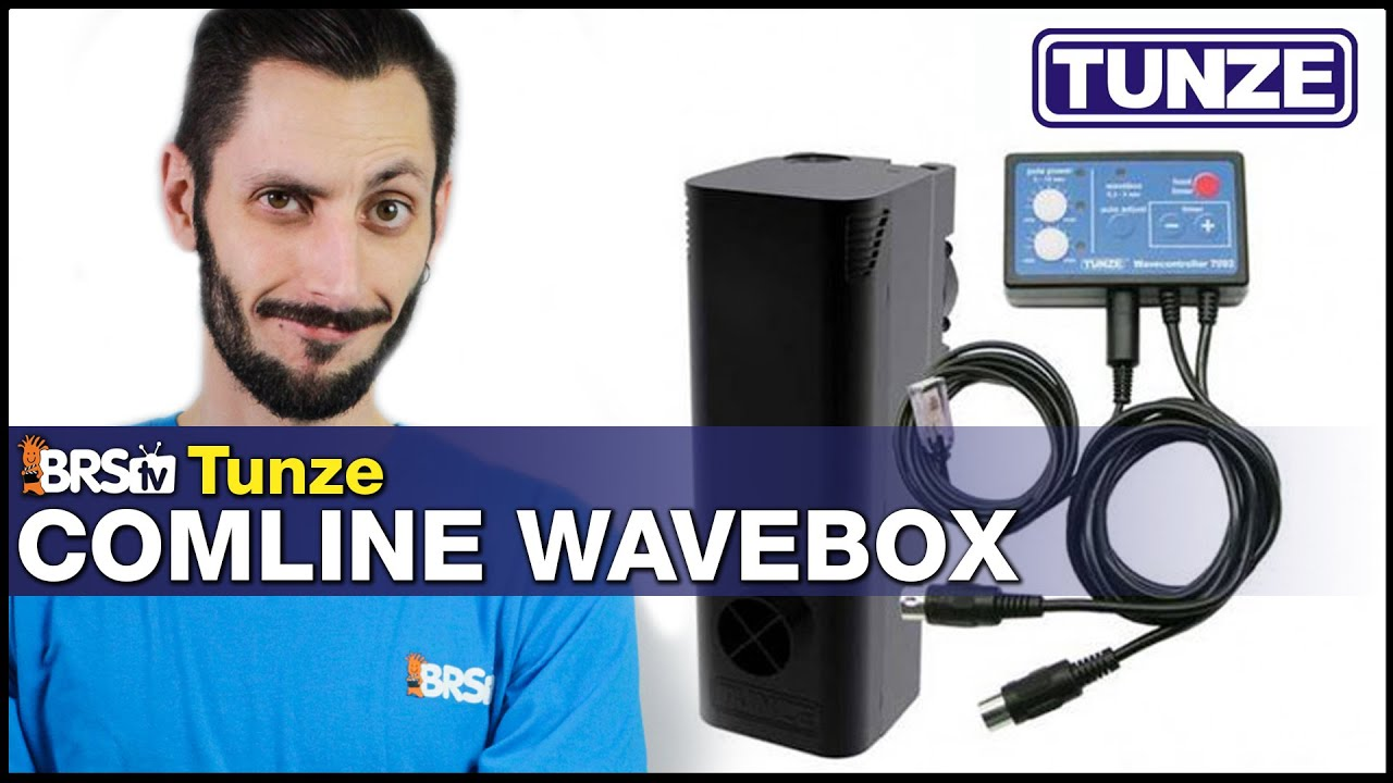 Tunze Comline Wavebox: Get your reef tank waves rockin' and watch your corals do the happy dance!