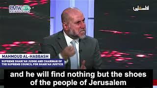 """Video PA: """"Palestina bude naše a jen naše a Jeruzalém bude pouze náš…"""""""