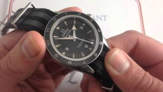 Omega Seamaster 300 SPECTRE Limited Edition Luxury Watch Review
