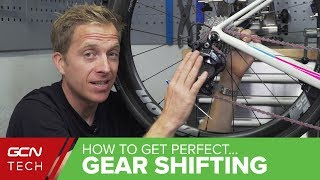 How To Get Perfect Gear Shifting On Your Road Bike