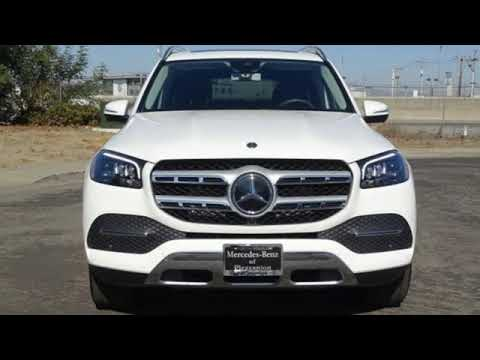 New 2020 Mercedes-Benz GLS San Francisco San Jose, CA #20-0667