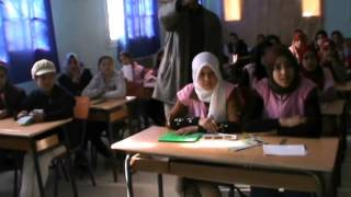 preview picture of video 'Cours modèle de Tamazight à Tébessa'