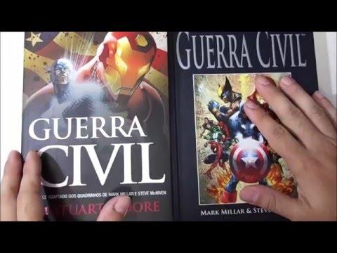 Guerra Civil Marvel - O que ler antes de ver o filme.