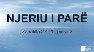 Njeriu i Parë Zanafilla 2:4-25 pjesa 2
