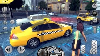 Taxi Driver 2017 (by StrongUnoin Games) Android Gameplay [HD]