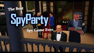 The Best SpyParty Spy Game Ever.