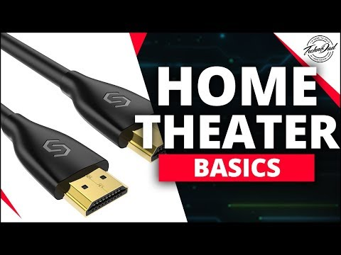 How to Connect HDMI Sources to an A/V Receiver   Home Theater Basics