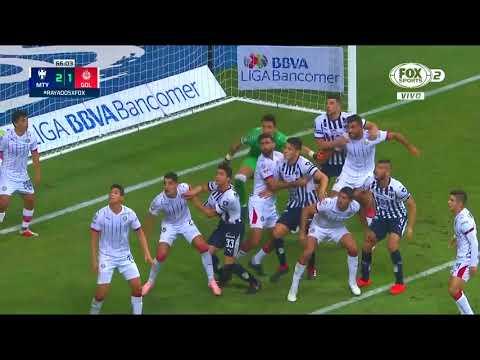 El Gol de Stefan Medina - Rayados vs Chivas