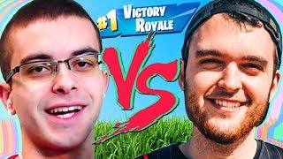 Nick Eh 30 Vs NoahJ456 (Fortnite 1v1 Pro Build Battle)