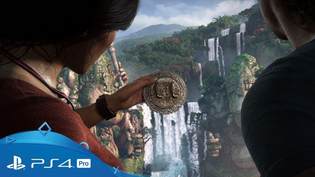 Festeggiamo l'imminente arrivo di Uncharted: L'Eredità Perduta con un nuovo trailer e con i wallpapers scaricabili.