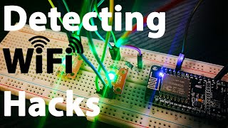 Detecting WiFi Hacks - Tutorial