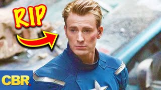 Captain America Will Pass Away In Avengers 4