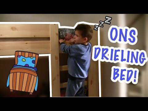 ONS DRIELING BED !! - KOETLIFE EXTRA