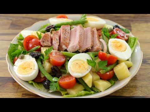 0 Salată de niçoise