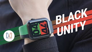 Apple Watch Black Unity Collection Unboxing!