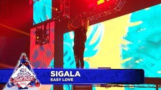 Sigala - 'Easy Love' (Live at Capital's Jingle Bell Ball 2018)