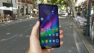 Huawei Honor Note 10 Unboxing & Hands-On Review