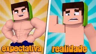 JAZZ, MALENA e SPOK QUEM É O MAIS FORTE? - Minecraft Lendário ♥