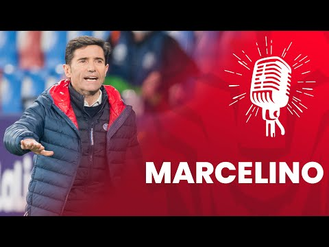 🎙️ Marcelino | post Levante UD 1-1 Athletic Club | J25 LaLiga 2020-21