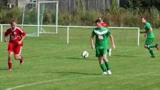 preview picture of video 'SG STORKOW II - SC KLEIN-MUTZ 0:2 - Tore [2. Kreisklasse West OHV/BAR 2014/15 - 4. Spieltag]'