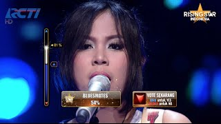 "Ghaitsa Kenang ""Thingking Out Loud"" Ed Sheeran - Grand Final Rising Star Indonesia Eps 24"