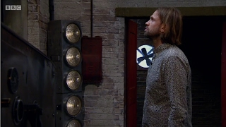 BBC Dragons Den - Danny Savage pitches Igloo Disco on TV to millions