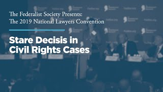 Click to play: Stare Decisis in Civil Rights Cases