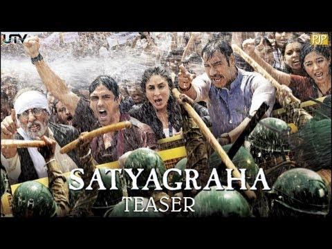 Satyagraha Official Teaser | Amitabh Bachchan | Ajay Devgn | Kareena Kapoor
